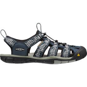 Keen Clearwater CNX Sandals Herre midnight navy/vapor